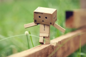 anton tang cardboard figures never give up